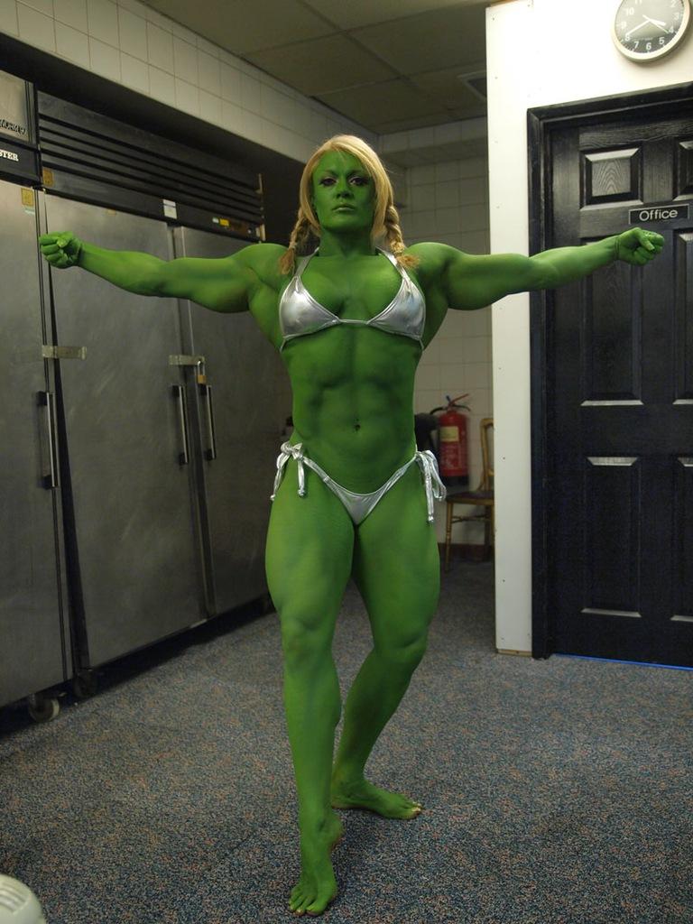 Женщина Халк