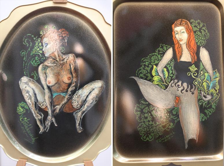 Эротическая посуда