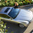 Фотография дорогого автомобиля Maserati Quattroporte и его владелицы.